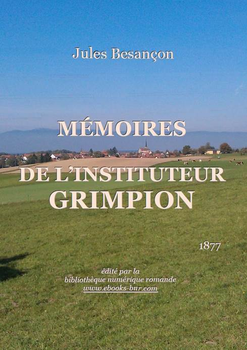 Mémoires de l instituteur Grimpion 9fa7b90a393