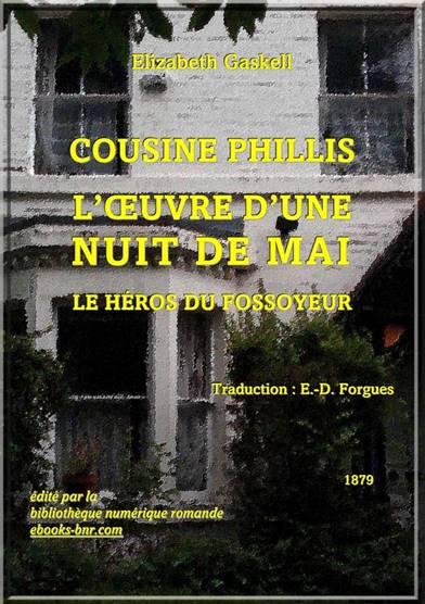 Cousine Phillis et autres nouvelles 0bf8a03e483