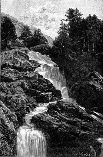 d243c12f17b0 Cette haute cime blanche, d une majesté farouche, fait partie de la famille  souveraine des grands sommets des Alpes suisses   le mont Rose, le mont  Cervin ...