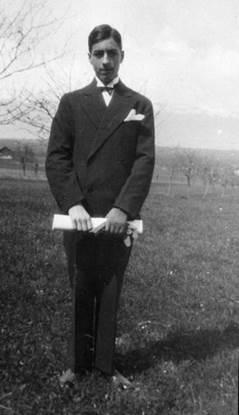 Charles-F  Vallotton, le dentiste des célébrités