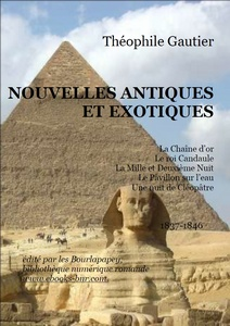 Gautier Théophile – Nouvelles antiques et exotiques - Bibliothèque numérique romande - Hamish2k ( présum .) Great Sphinx of Giza and the pyramid of Khafre