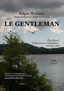 Le Gentleman - Edgar Wallace - Bibliothèque numérique romande - photo Francis Chaurel Oiseau au-dessus du Lake Long (Lake District)